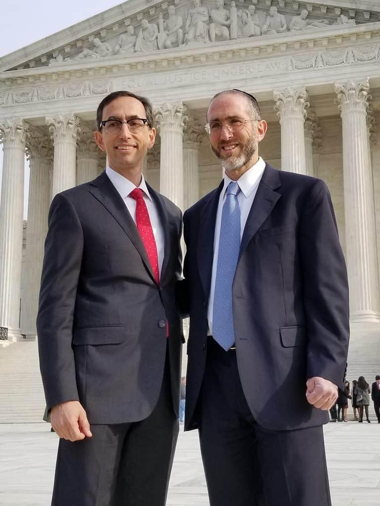 Marc Ben-Ezra and Asher Perlin USSC web