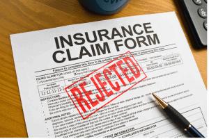 insurance company denies claim
